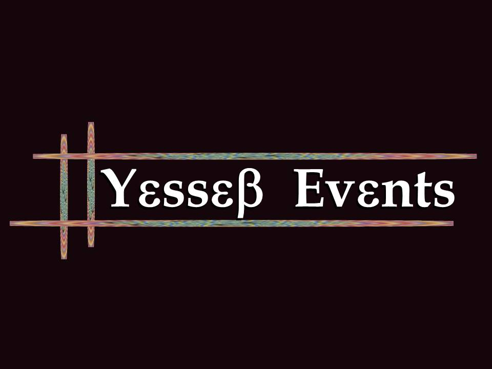 Visit Yesseb Events!